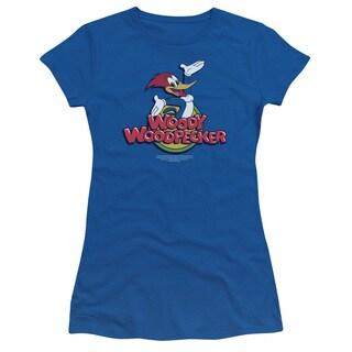 Woody Woodpecker/Woody Junior Sheer in Royal