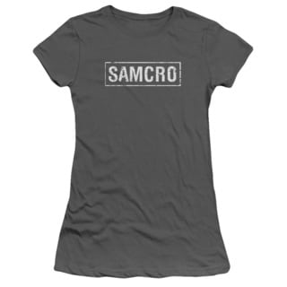 Sons Of Anarchy/Samcro Junior Sheer in Charcoal