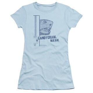 SNL/Land Shark Junior Sheer in Light Blue
