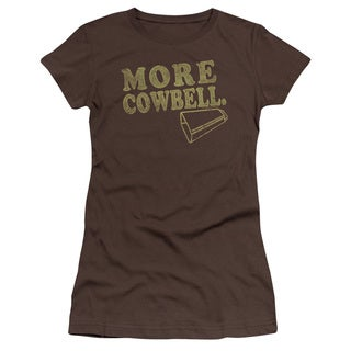 SNL/Cowbell Junior Sheer in Coffee