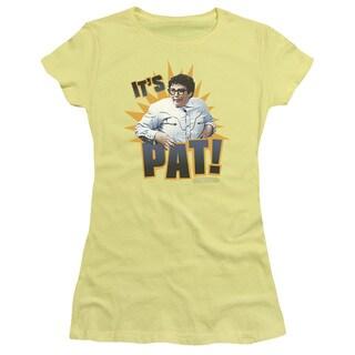 SNL/Its Pat Junior Sheer in Banana