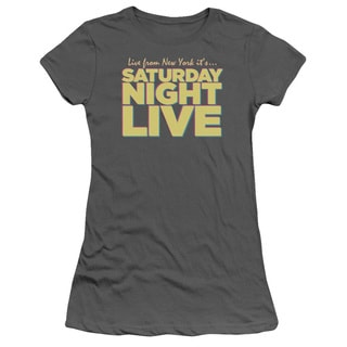 SNL/Live From Ny Junior Sheer in Charcoal