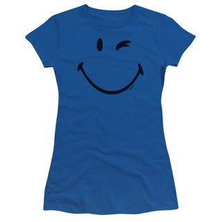 Smiley World/Big Wink Junior Sheer in Royal in Royal Blue