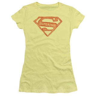 Superman/Roughen Shield Junior Sheer in Banana