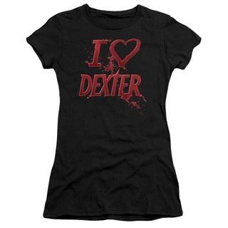 Dexter/I Heart Dexter Junior Sheer in Black