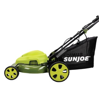 20-inch 12-AMP 3-in-1 Electric Lawn Mower