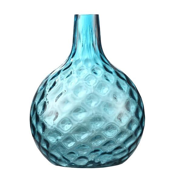 Aurelle Home Blue Ink Vase