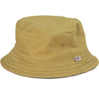 Stormy Kromer Blue/Khaki/Red Bucket Hat