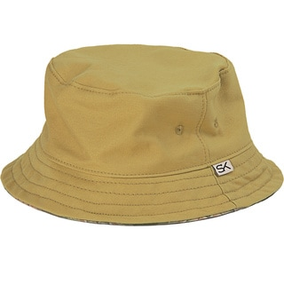 Stormy Kromer Blue/Khaki/Red Bucket Hat