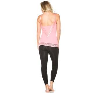 Rhonda Shear Pin-Up Girl Lace Camisole