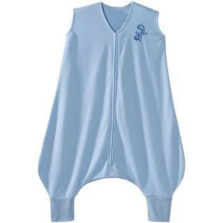 Halo Early Walker SleepSack Blue Gecko Polyester Large Lightweight Wearable Blanket