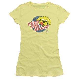 Ken L Ration/Feed The Beast Junior Sheer in Banana