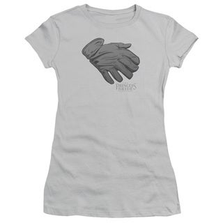 Princess Bride/Six Fingered Glove Junior Sheer in Silver