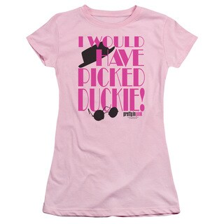 Pretty in Pink/Picked Duckie Junior Sheer in Pink