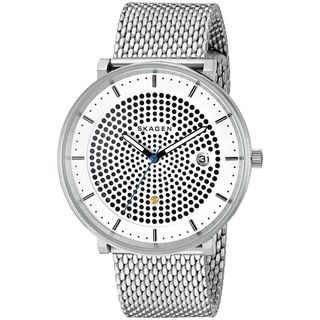 Skagen Men's SKW6278 'Hald Solar' Stainless Steel Watch