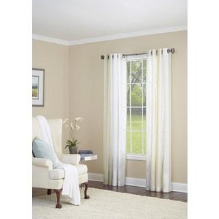 Elba Grommet Light-filtering Single Curtain Panel