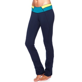 Nikibiki Activewear Colorblock Contrast Yoga Pants