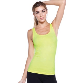 Nikibiki Activewear Basic Sports Nylon/Spandex Tank Top