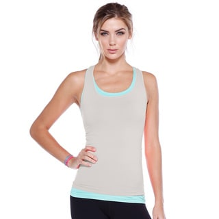 Nikibiki Activewear Women's Racerback Sports Tank Top
