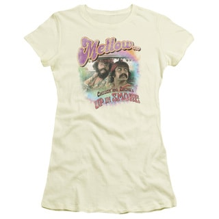 Cheech & Chong/Mellow Junior Sheer in Cream