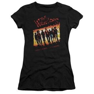 Warriors/One Gang Junior Sheer in Black