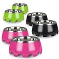 Pet Zone Festiva 2-pack Pet Bowls