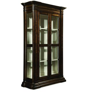 A.R.T. Furniture Chateaux Walnut Display Cabinet