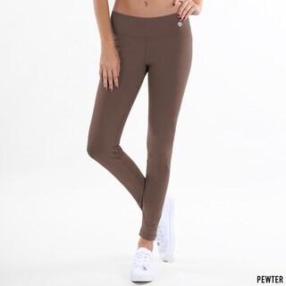 Nikibiki Activewear Women's Nylon and Spandex Basic Long Jersey Pants