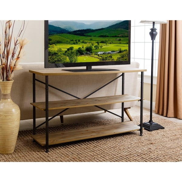 distressed industrial furniture. distressed industrial furniture abbyson iron tv stand