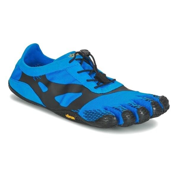 buy online 75091 6a760 Vibram Fivefingers KSO EVO Men  x27 s Blue Black Running Shoes