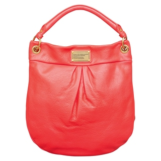 Marc by Marc Jacobs Classic Q Hillier Infra Red Hobo Handbag