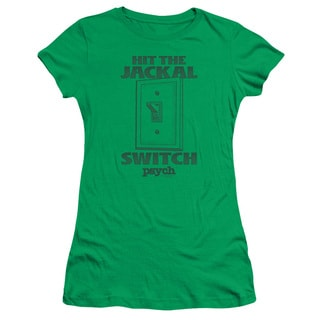 Psych/Jackal Switch Junior Sheer in Kelly Green