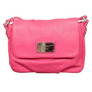 Marc by Marc Jacobs Classic Q Izzy Rose Petal Crossbody Handbag