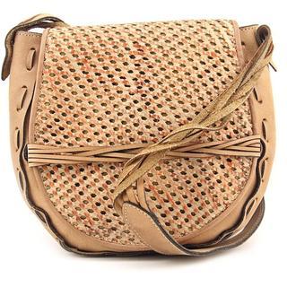 Patricia Nash Women's 'Woven Color Block' Leather Handbags