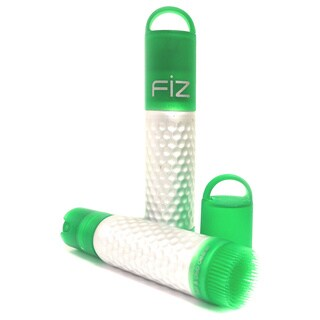 Fiz Green Acrylic, Golf Spray Cleaner for Golf Balls, Golf Clubs, and Grips (Set of 2)