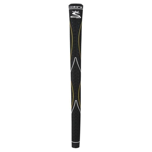 Cobra S3 Men's Black, White Golf Grip