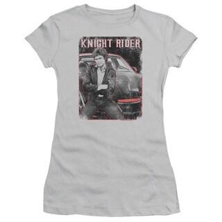 Knight Rider/Knight and Kitt Junior Sheer in Silver