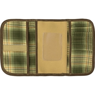 Stormy Kromer The Keepsafe Cotton Trifold Wallet