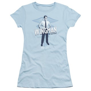 House/Wingman Junior Sheer in Light Blue