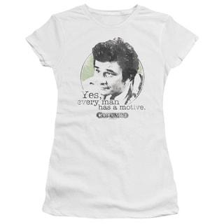 Columbo/Motive Junior Sheer in White