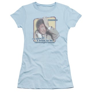 Columbo/Inconspicuous Junior Sheer in Light Blue