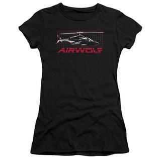 Airwolf/Grid Junior Sheer in Black