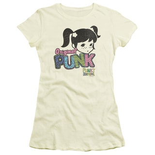 Punky Brewster/Punk Gear Junior Sheer in Cream