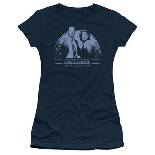 Law&Order SVU/Elliot&Olivia Junior Sheer in Navy