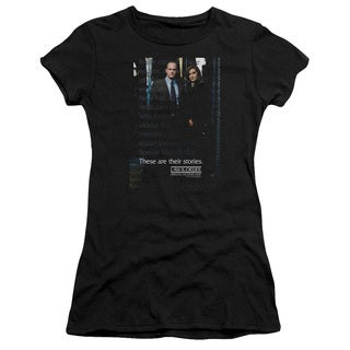 Law & Order SVU/SVU Junior Sheer in Black