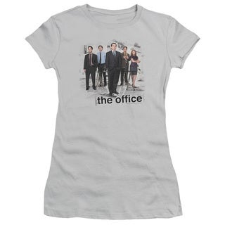 The Office/Cast Junior Sheer in Silver