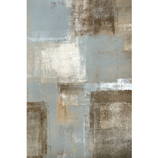 Marmont Hill 'Shades of Brown II' Painting Print on Canvas