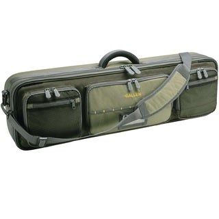 Allen Cottonwood Olive Polyester Rod and Gear Bag