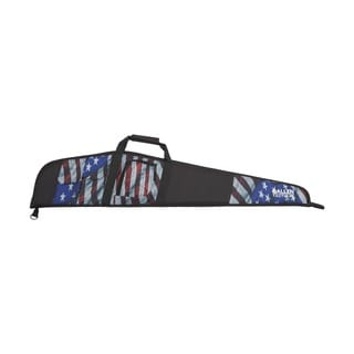 Allen Victory Multi-color Fabric, Foam 48-inch American Flag Design Rifle Case