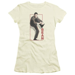Mr Bean/Tying Shoe Junior Sheer in Cream